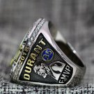 2018 Golden State Warriors Basketball Championship ring DURANT FMVP Size 8 9 10 11 12 13 14 Solid