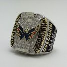 2018 Washington Capitals Stanley Cup Championship ring size 8 Back Solid