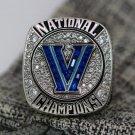 2018 Villanova Wildcats Basketball National Championship ring Size 9