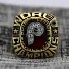 Custom Name & Number for 1980 Philadelphia Phillies World Series Championship ring Size 8/ 14