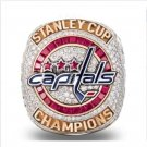 Official Style 2018 Washington Capitals Stanley Cup Championship ring Size 8