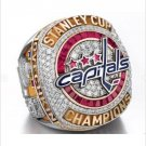 Official Style 2018 Washington Capitals Stanley Cup Championship ring Size 12