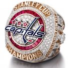 Official Style 2018 Washington Capitals Stanley Cup Championship ring Size 13