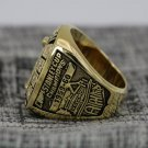 1959 Montreal Canadiens Stanley Cup Championship ring size 8 Back Solid