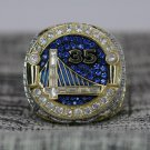 2018 Golden State Warriors Basketball Championship ring DURANT Size 8