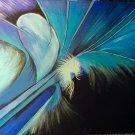 """Fantasy """"Blue Angel"""" 20x24"""