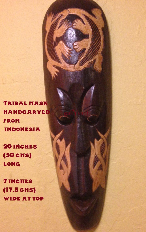 MASK, Tribal Medium Item 1475