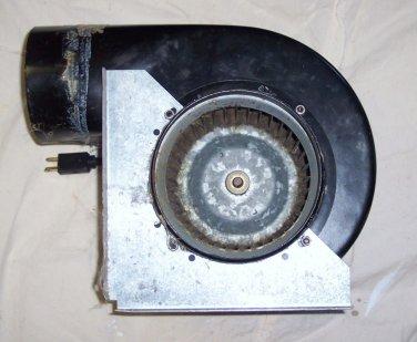 Used Jenn Air Range downdraft Blower Assembly & Bracket,black,model S160