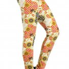 Compass Print Spring Leggings by Cali West Boutique