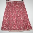 *MEXX* PRETTY SOFT PLEAT COTTON SUMMER SKIRT SIZE 16