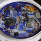 Bradex Disney Collectors Plate Ltd Edition Peter Pan: Me and My Shadow