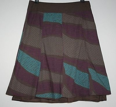 *FAT FACE* PRETTY PANEL SKIRT SIZE 16/18
