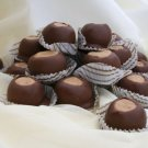 OHIO BUCKEYES MILK CHOCOLATE 1 POUND MADE FRESH FAST