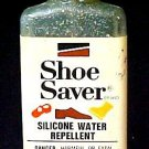 Shoe Saver Silicone Water Repellent Leather Boot Vintage Collectible Bottle