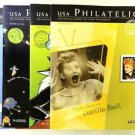 Philatelic Stamp Collector Magazines Lot of 4 USA Postal Service 2000 2001 1998