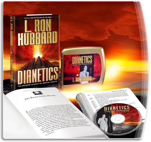 Dianetics: Modern Science of Mental Health by L. Ron Hubbard