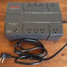 APC Back-UPS ES350 8-Outlet 200Watts 350VA 120V 12A Battery not Included