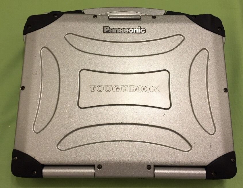 "Panasonic Toughbook CF-28STJGZDM 13"" Pentium III 1.0GHz- 512MB RAM/No HDD/No OS"