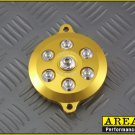 Area 22 2014 2015 Honda MSX125 Grom Cam Cover Engine Dress Up Gold