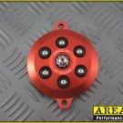Area 22 2014 2015 Honda MSX125 Grom Cam Cover Engine Dress Up Red