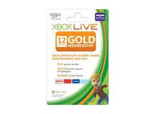 Xbox Live 12 Month Gold Membership Card Fast Dispatch xbox 360/xbox one