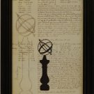 Silhouette Document Armillary