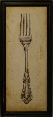 Antique Fork