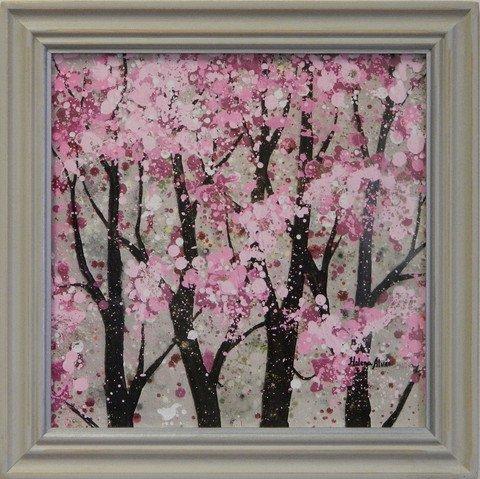 Seasonal Theme Tree Prints Spring