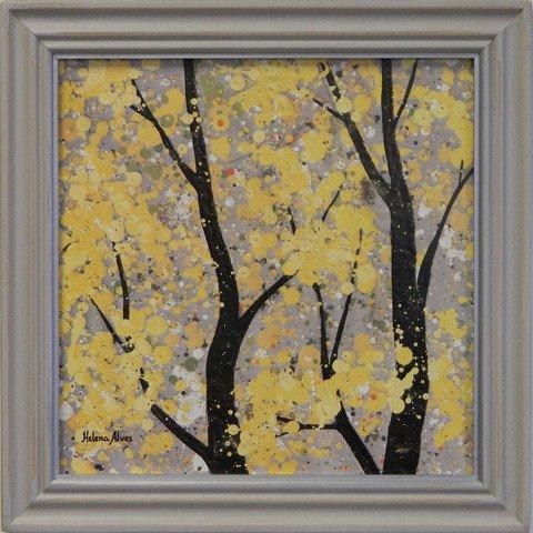 Seasonal Theme Tree Prints Autumn