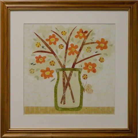 Jar Of Flowers II