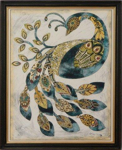 Royal Peacock II
