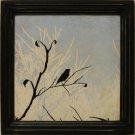 Bird Silhouette I