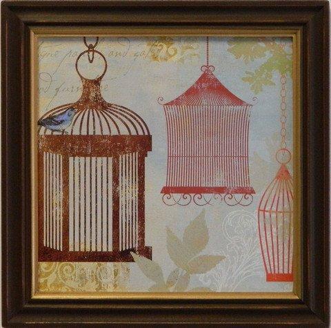 Bird On A Cage II