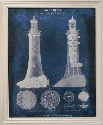 Lighthouse on the Eddystone Rock