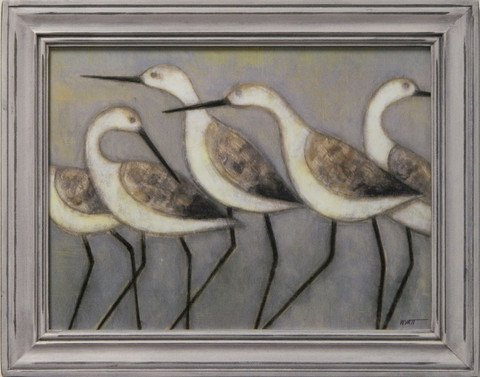 Copy of Shore Birds I