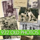 printable 932 Old Photos vintage print