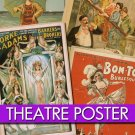 Theatre Posters, 1040 jpeg Img. -Part.1- theater drama actors belle epoque paris