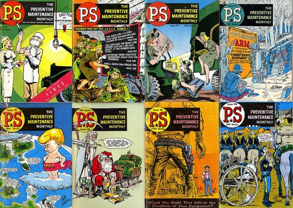 DVD Golden Age Comics Will EISNER-The Preventative Maintenance Monthly PS Magazines