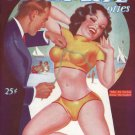 DVD Golden Age Pulp Magazines SEXY WOMEN Pin Up Humor (83 Issues) of