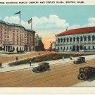 DVD Hi Res 1900s Old BOSTON POSTCARDS Vintage Ephemera Antique Pictures