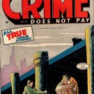 DVD Golden Age CRIME & JUSTICE Detective Comics  Crime Does Not Pay Prison