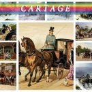 CARTAGE TRANSPORT on 214 vintage print