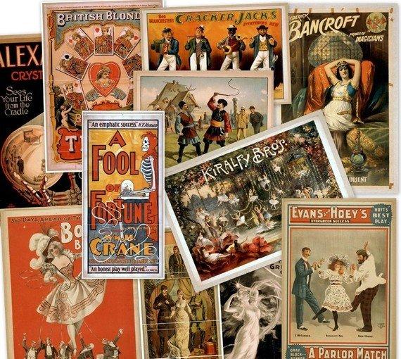 CD 2100 vintage print