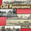 Digital Img. collection Old Panoramic photographs of cities -Part.1- cards
