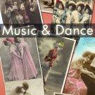 Digital images collection Music ,  Dance 95 vintage print