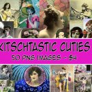 Vintage Kitsch Cuties