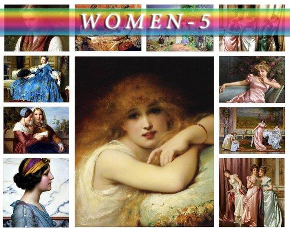 WOMEN-5 201 vintage print