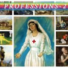 PROFESSIONS-2 on 250 vintage print