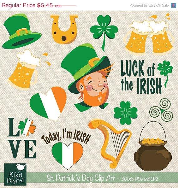 St Patricks Day Clip Art-Saint Patricks Day ClipartLeprechaunIrish vector clip art