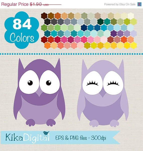 Owl Clip ArtRainbow Baby Owl ClipartColorful Owls Vector GraphicsHuge Clipart